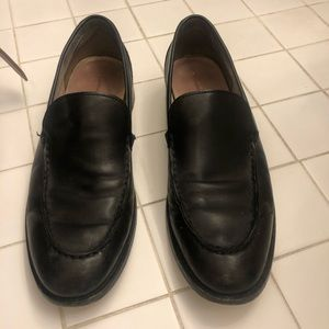 Banana Republic Mens Charles Loafer/Black/11.5